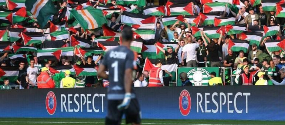 "CUFI calls for banning of Celtic's anti-Israel ""ultra"" group"