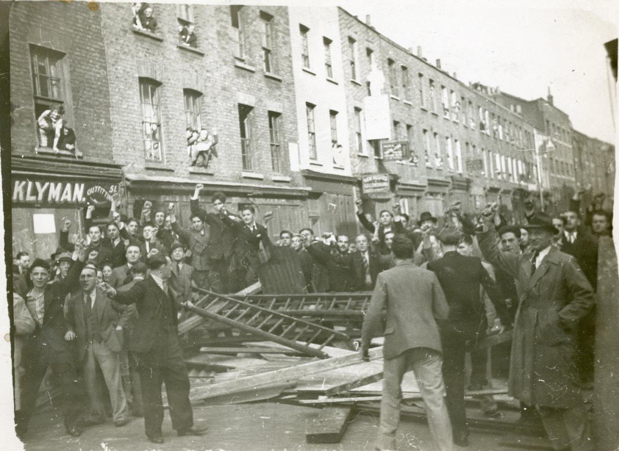 Image result for october 11, 1936 london attacks