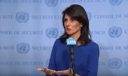 """WATCH: New US ambassador slams UN security council – """"U.S. is determined to stand up to the UN's anti-Israel bias"""""""