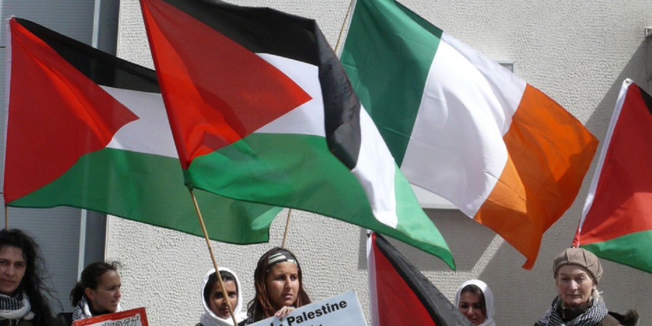 Ireland planning to recognise a Palestinian state