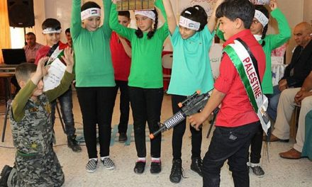 Report: UN schools urging Palestinian children to join Gaza violence