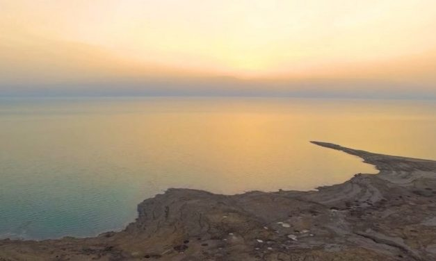 WATCH: Discover the wonders of the incredible Dead Sea