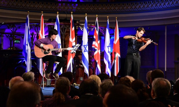 CUFI's 'A Night to Honour Israel' to return to Westminster
