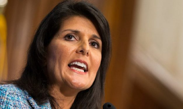 Nikki Haley: Time to say 'enough is enough' to Hamas