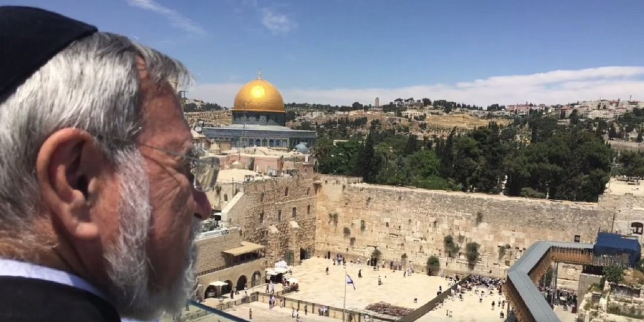 """What Jerusalem means to me"" – Rabbi Sacks gives powerful reflection on the city of peace"