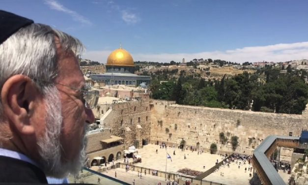 """""""What Jerusalem means to me"""" – Rabbi Sacks gives powerful reflection on the city of peace"""
