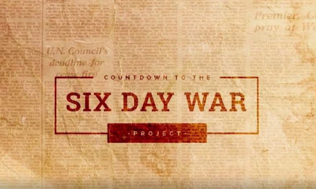 WATCH: Countdown to the Six Day War: Why did Israel go to war in 1967?