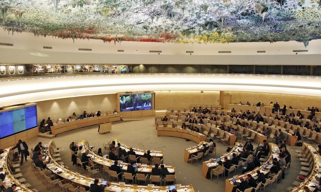 UK among Western nations that boycotted annual anti-Israel debate at the UN