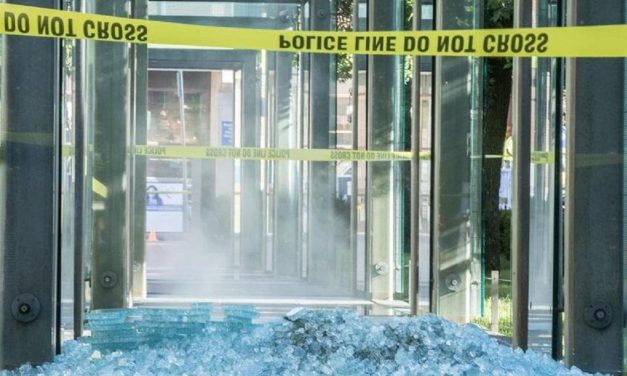 Boston Holocaust memorial smashed into pieces; Man arrested