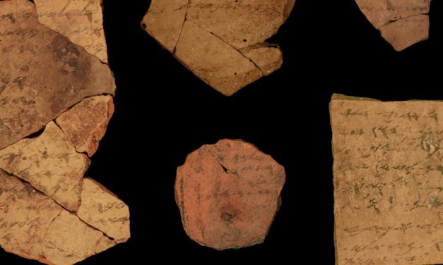 WATCH: New Israeli tech helps researchers find new inscriptions on Jeremiah-era pottery