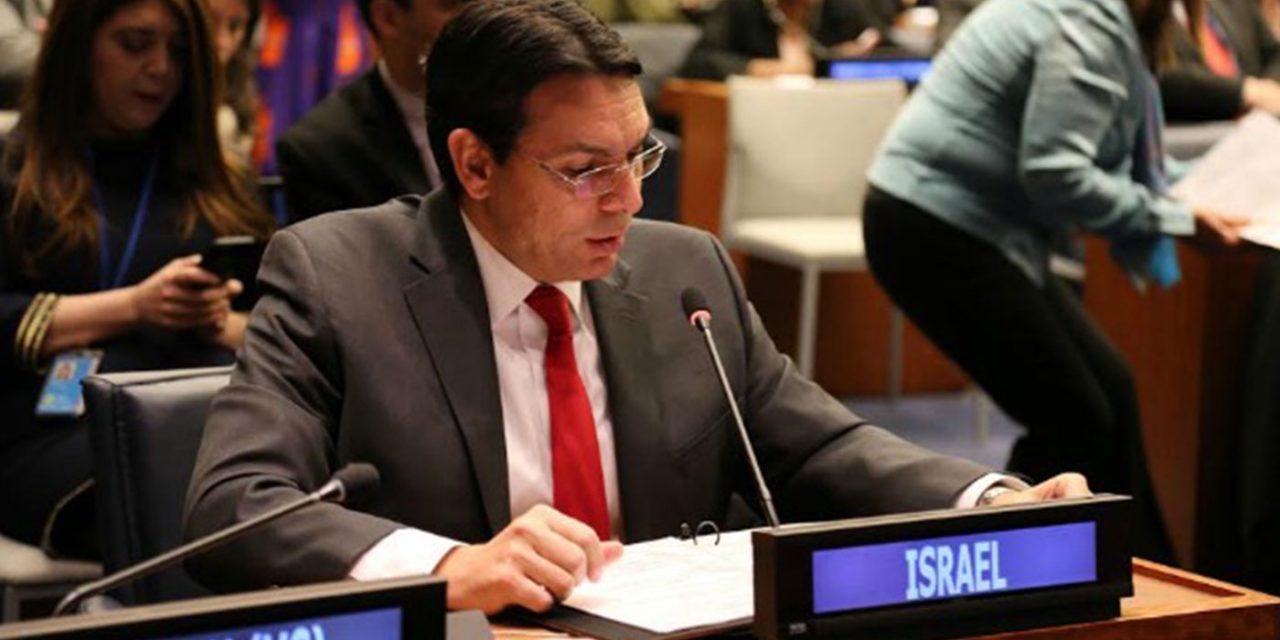Israeli Ambassador demands action as UN worker in Gaza arrested for Hamas terrorist links