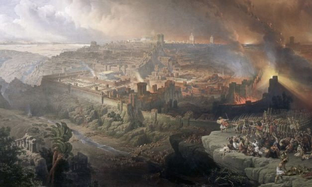 First and Second Temple destruction and other Jewish tragedies that happened ON THIS DAY