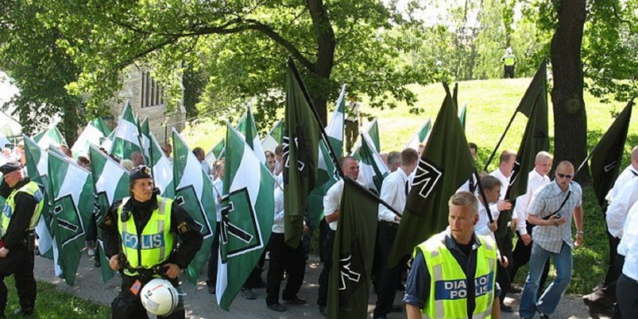 Sweden: Neo-Nazi march planned to pass synagogue on Yom Kippur