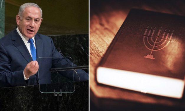 Netanyahu turns to the Bible in powerful UN speech