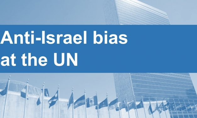 United Nations and bias against Israel – Explained