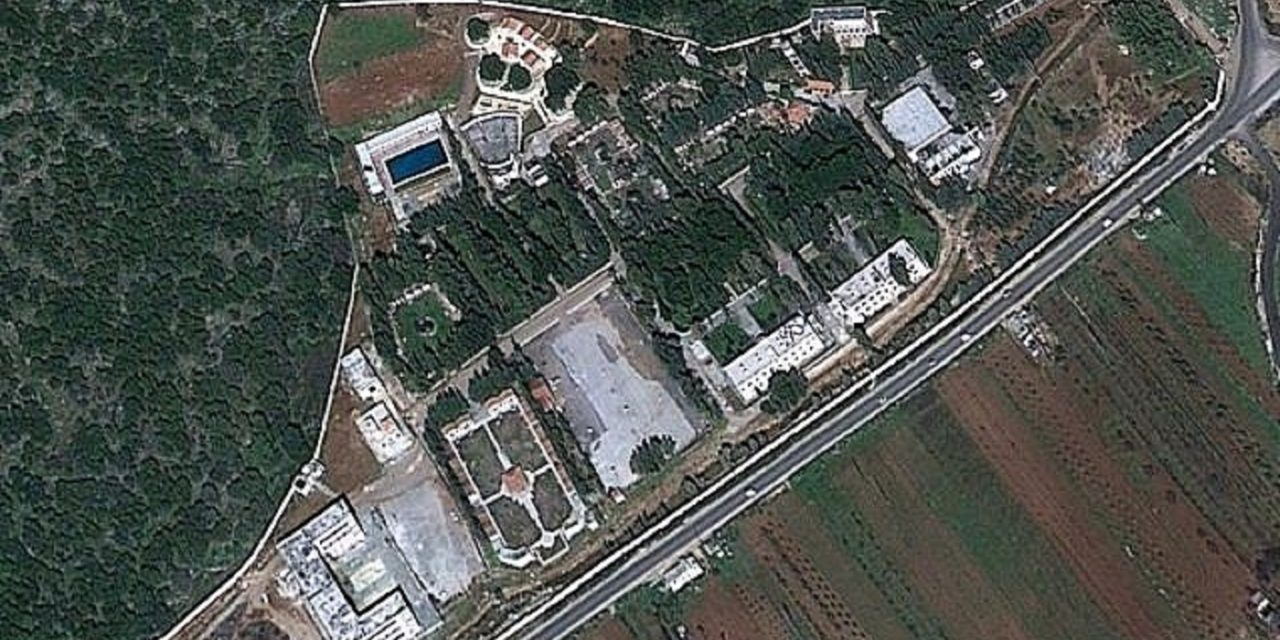 Israeli planes said to hit a chemical weapons site in Syria