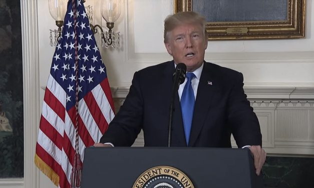 BREAKING: President Trump de-certifies Iran deal and announces new sanctions