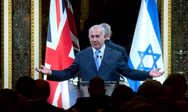 """WATCH: """"The history of modern Zionism is intertwined with the history of Britain"""" – PM Netanyahu"""