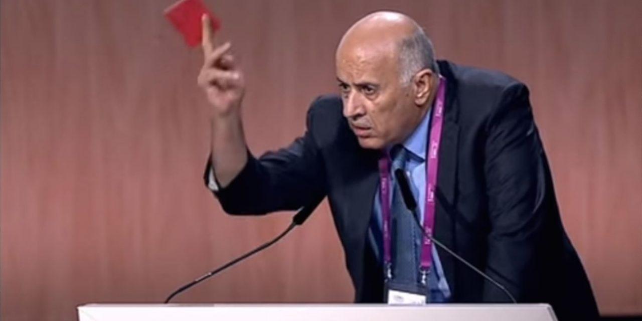 FIFA to open disciplinary proceeding against Palestinian FA head