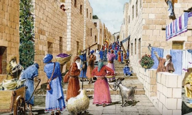 WATCH: Israeli archaeologists uncover Jerusalem's Pilgrimage Road from time of Jesus