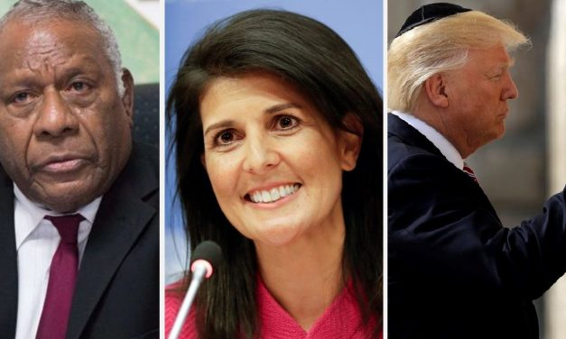 12 public figures that defended Israel in 2017