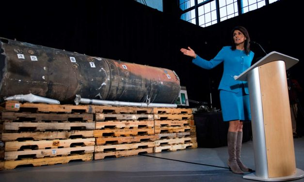 Nikki Haley: UN inspection on Iran shows 'violation after violation'