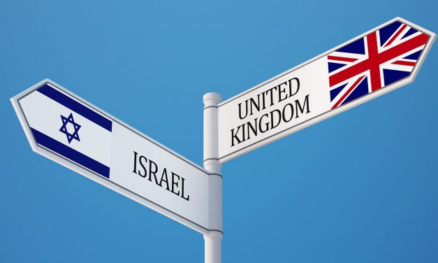 Now let's move the UK embassy to Jerusalem