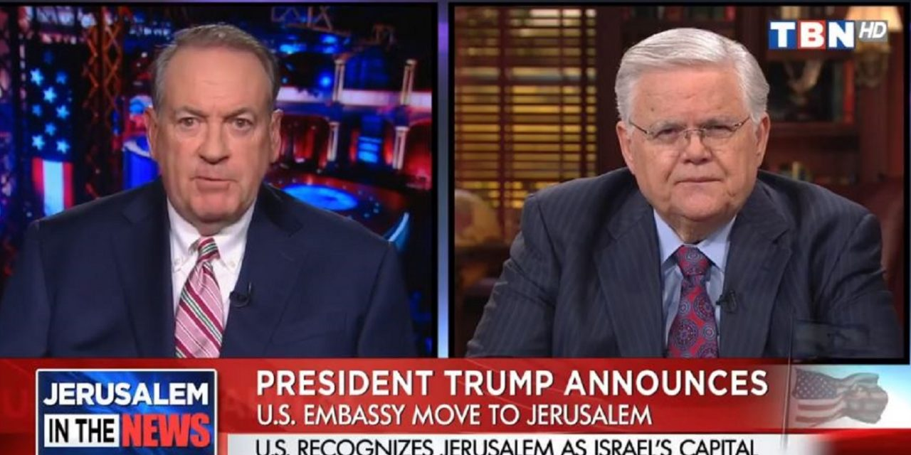 Why embassy move to Jerusalem matters to Christians