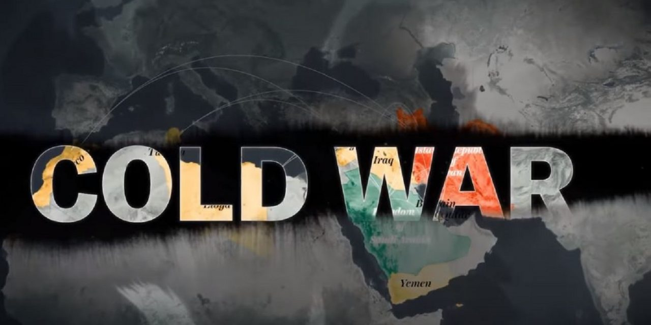 WATCH: The Middle East Cold War is heating up