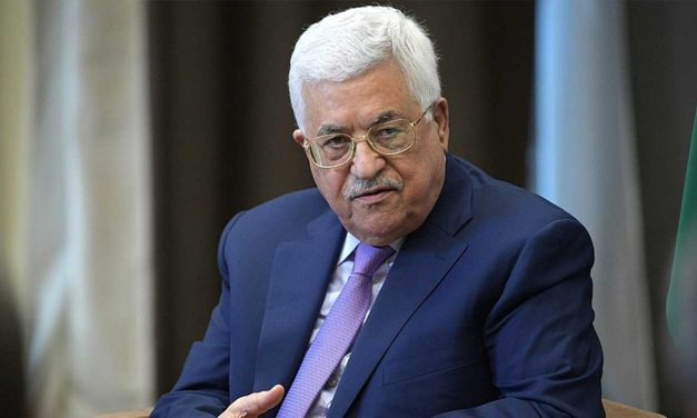 "Abbas says Jews ""are really excellent in faking and counterfeiting history and religion"""