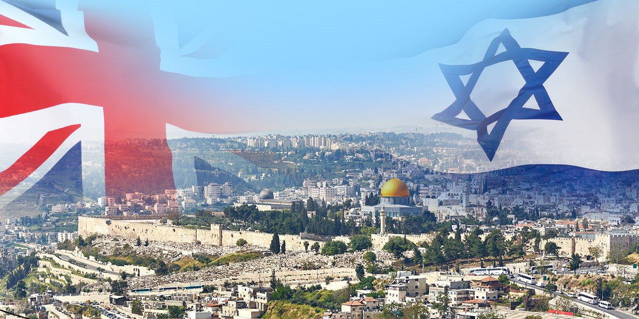 CUFI calls on UK to recognise Jerusalem as capital of Israel and move embassy