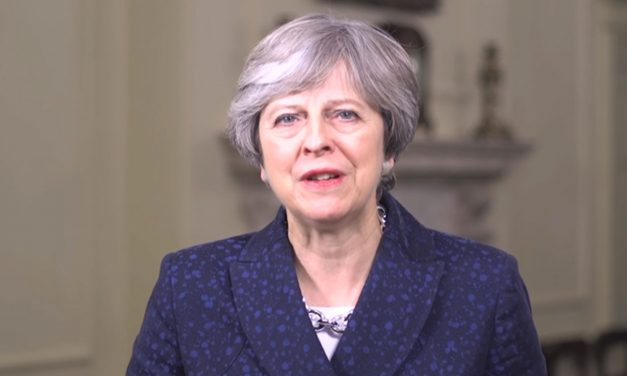 Theresa May gives Hanukkah message to Jewish community