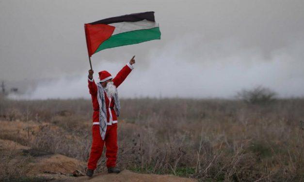 "Who believes in the Palestinian ""Santa""?"