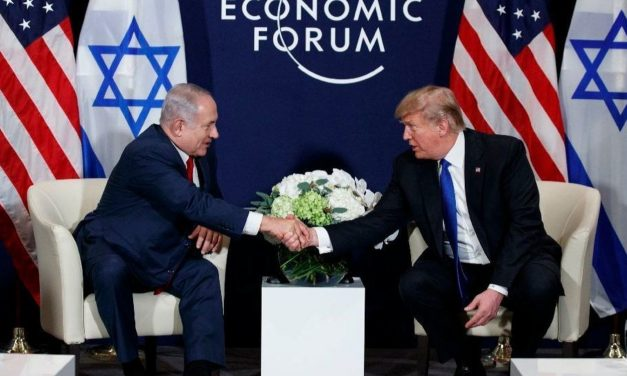 Netanyahu praises Trump's decision to move embassy during meeting in Switzerland