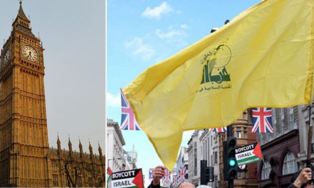 Parliament to debate banning Hezbollah – Contact your MP urgently