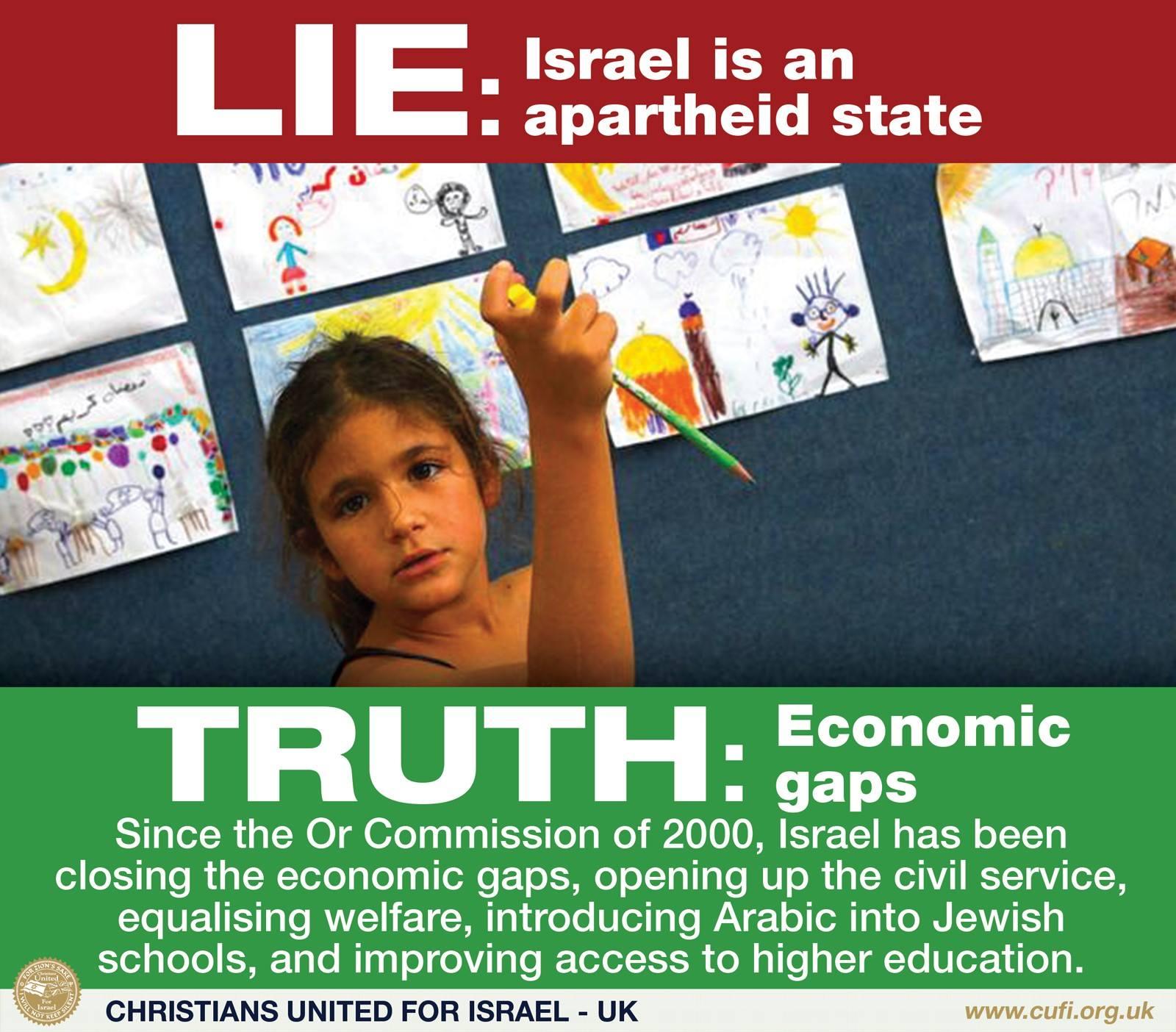 Israel is not apartheid 4