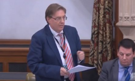 MPs' brilliant answers to hypocritical singling out of Israel's arrests of minors