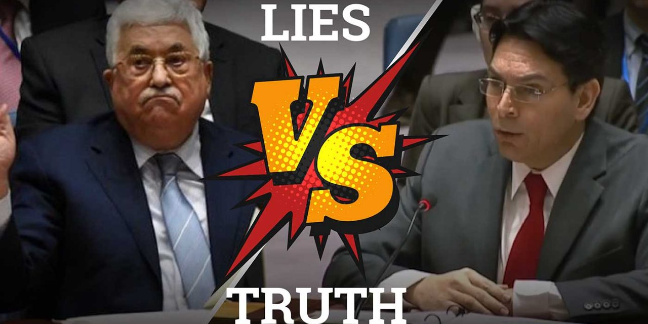 Abbas vs Danon – Who wins the head-to-head at the UN?