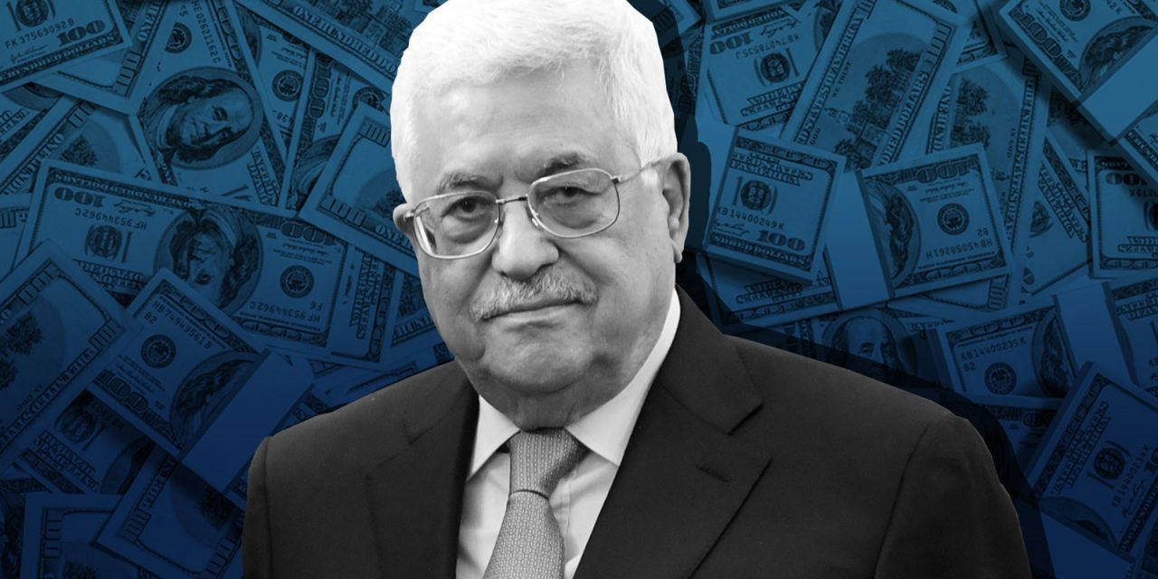 Study: How Foreign Aid is actually damaging Palestinians and fuelling corruption
