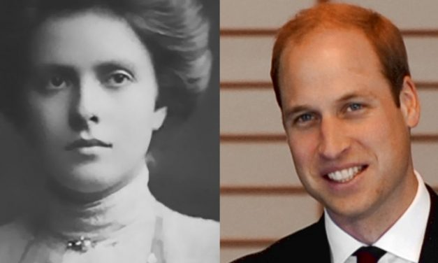 Prince William's family connection to Jerusalem