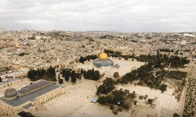 The date is set: The significance of US recognising Jerusalem