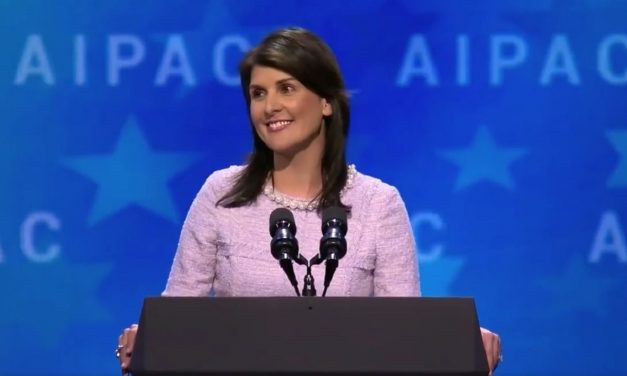 "Nikki Haley: ""Jerusalem was, is, and will always be the capital of Israel"""