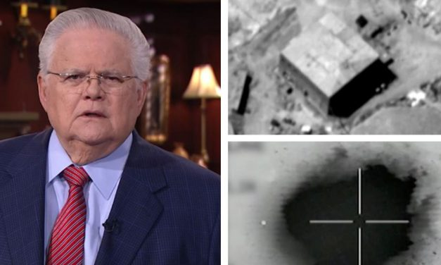 """""""Israel could not allow such an existential threat"""" – Pastor Hagee responds to the 2007 Syria nuclear reactor strike"""
