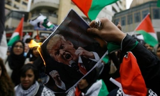 Palestinian protesters stage 'Day of Rage' to mark 100 days since Trump's Jerusalem announcement