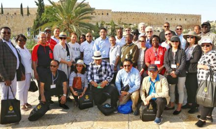 40 UN Ambassadors visit Israel, get educated on the country they vote against