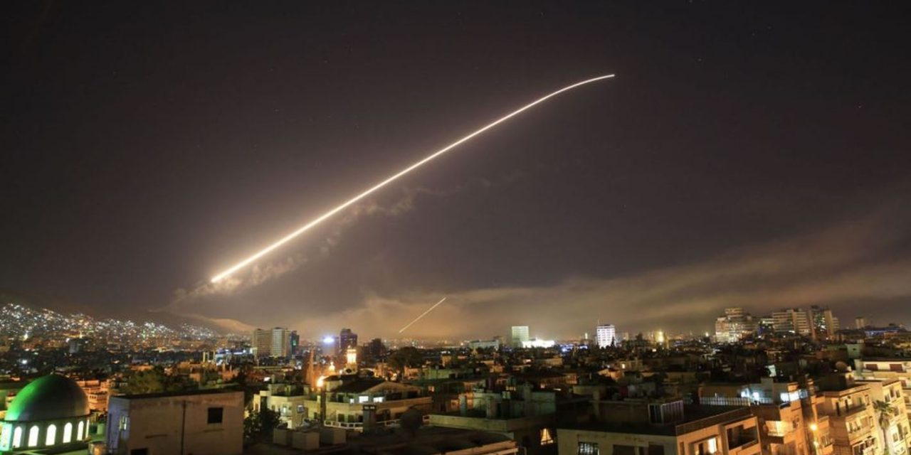Latest developments on Syria