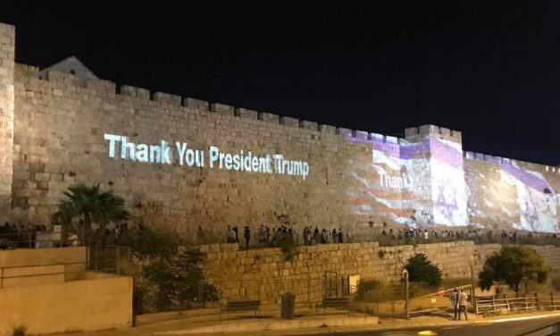 LIVE Updates: US opens embassy in Jerusalem – Israel celebrates 70th anniversary