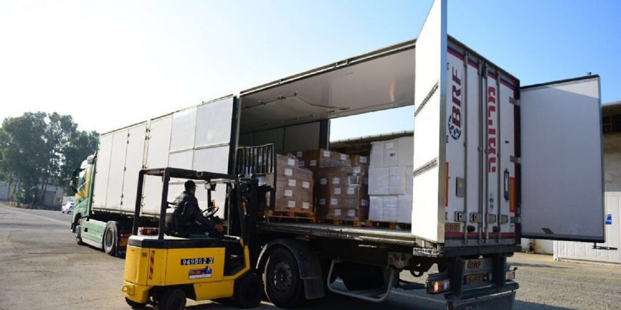 Hamas blocks humanitarian aid sent from Israel