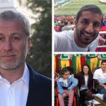 Chelsea FC owner pays for special needs Israeli children to attend World Cup