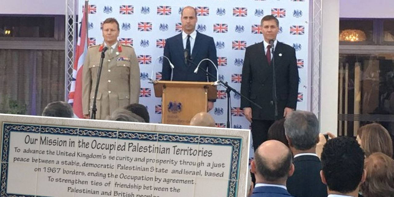 "It's time to scrap the UK's ""occupied"" Palestinian territories diplomatic fallacy"